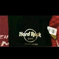 T shirt kaos HARD ROCK CAFE HONG KONG