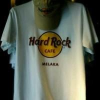 T shirt kaos baju HARD ROCK CAFE MALAKA