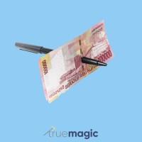 Pen Through (Alat Sulap Pen Penetration Pulpen Tembus Uang)
