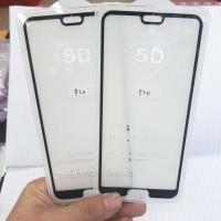 TEMPERED GLASS FULL LEM 5D FOR HUAWEI P20 2018 BLACK ONLY