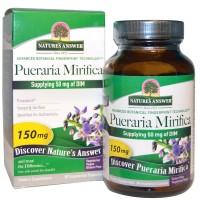 Nature's Answer, Pueraria Mirifica, 150 mg, DIM 60 Vegetarian Capsules