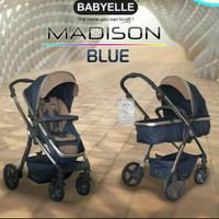 Stroller BabyElle Madison/Stroler bayi/Kereta Dorong Anak Murah