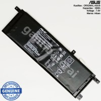 Baterai ORI Laptop ASUS X453, X453M, X453MA, X453S, X453SA, B21N1329