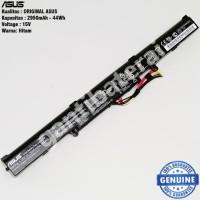 Original Baterai Asus A450J F550 F550D F550DP A450JF A41-X550E