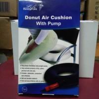 Bantal Windring/Donut Air Cushion With Pump