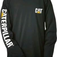 Kaos/T-shirt Lengan Panjang CAT (CATERPILLAR)