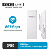Totolink CP900 - 867mbps 5GHZ. Wireless outdoor AP/Client