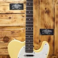 Guitar fender telecaster vintage custom blonde butterscotsch