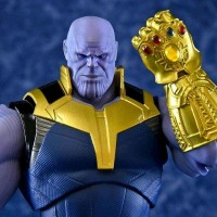 S.H.Figuarts Marvel SHF Avengers Infinity War Thanos Figure