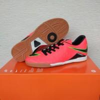 Sepatu futsal / putsal footsal Anak Nike Hypervenom Size: 34-38 terla