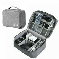 Gadget Organizer Waterproof Storage Bag Case Tas Aksesoris Harddisk