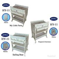 Baby Pliko Tafel Hy11/Tempat Ganti popok bayi/Rak Mandi Anak Bayi
