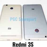 Ori Backdoor Redmi 3S Tutup Baterai Casing Belakang Back Cover Backcas