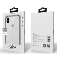 IPHONE XS MAX 6.5 TOTU FAIRY CASE FUZE ANTI CRACK SARUNG COVER