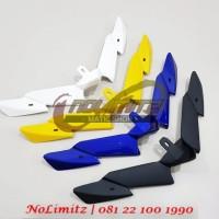 Winglet Air Scoop Lampu Depan VND Yamaha Aerox 155