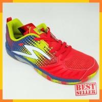 Kicosport sepatu indoor specs quicker emperor red original new 2018