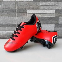 Sepatu Sepak Bola Anak Nike Mercurial Superfly Merah Hitam Murah