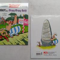 Asterix -Asterix dan Orang-Orang Gothi by Uderzo & Goscinny