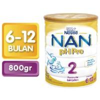Nestle Nan 2 pH Pro 800 Gr Tin - EXP 2020 KEATAS