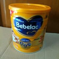 Susu Bebelac 3 kaleng 800g Rasa Madu / Vanila
