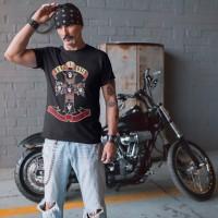 Kaos Baju Band IMPORT GNR - Guns N Roses (Appetite for Destruction)