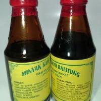 Minyak Kayu Balitung Untuk Uban Penghitam Rambut Dan Kulit Kepala.