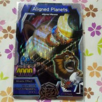 Strong animal kaiser silver miracle aligned planets s1