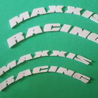 Tire Sticker / Sticker Ban motor MAXXIS RACING