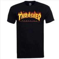 T-Shirt Thraser Black