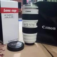 Gelas Mug Lensa Canon 70-200