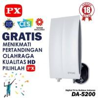 ANTENA TV DIGITAL PX DA-5200 INDOOR / OUTDOOR / LUAR / DALAM