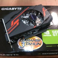 Gigabyte GT 1030 OC 2 GB DDR5 64 Bit