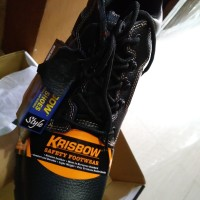 hercules safety shoes krisbow 6