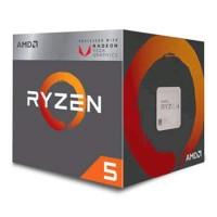 PROMO - AMD Ryzen 5 2400G & ASROCK AB350-PRO4 Murah