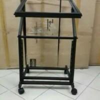 Rak mixer sound sistem / audio import 9U Bahan kokoh dan kuat