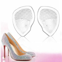 High Heel Silicone Shoes Pad / Bantalan Silikon Pelindung Sepatu