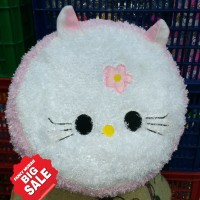 (SALE) Sofa Balon Kursi Tiup Bulu Hello Kitty Keroppi Doraemon.