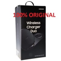 samsung Wireless Charger Duo Fast Charging Original 100%