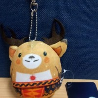 Keychain Egg Doll Atung Asian Games 2018