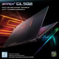 (Laptop) ASUS ROG STRIX GL502VM-BM113T RESMI