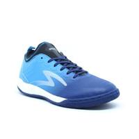 Sepatu futsal specs original Metasala Musketeer galaxy blue