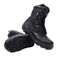 Sepatu Army 8 inch Hitam 516Y Boots Tactical