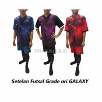 Jersey Bola Jersey Baju Lari Futsal GALAXY setelan futsal grade ori