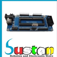 Minimum System V1 ATmega 16 32 8535 Mynsis Electrics Monster