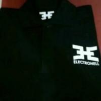 Polo shirt-Tshirt-Kaos Kerah ELECTROHELL Terkeren
