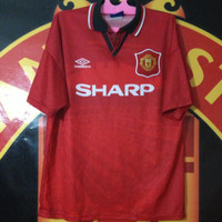Jersey Manchester United 1994-1996 Home