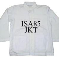 Baju Koko Setelan Bordir anak TK dan SD kelas 1
