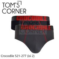 Celana dalam pria Crocodile 521-277   Cd pria pakaian dalam isi 2