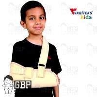 VARITEKS KIDS 303 Arm Sling (Sponge) / PENYANGGA LENGAN / ARM SUPPORT