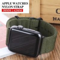 Apple Watch iWatch Premium Nylon Strap 38mm 42mm for series 1/2/3